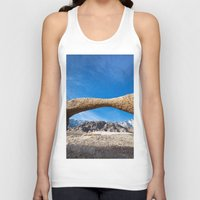 alabama Tank Tops featuring Alabama Arch by davehare