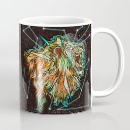 Space lion  Coffee Mug