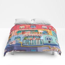 BP frontage Comforters