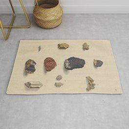 Vintage Minerals Rug