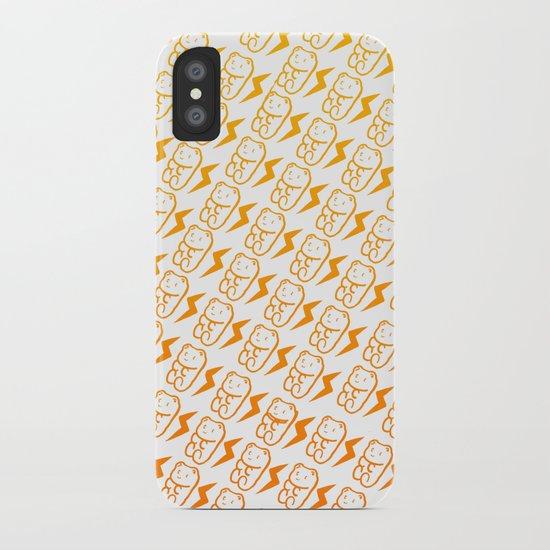 summer gummy bear iPhone Case