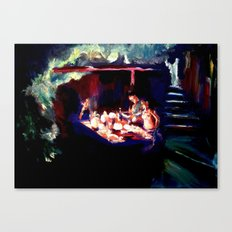 Intimate  Canvas Print