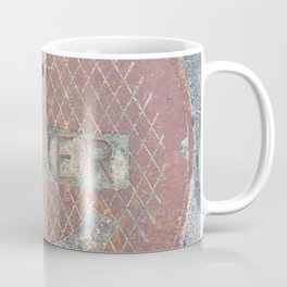 Manhole Cover - Seward Coffee Mug