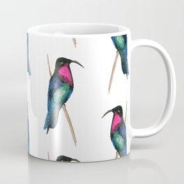 Purple-throated Carib Coffee Mug