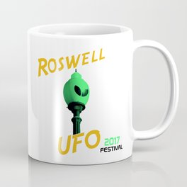 Roswell UFO Festival T-Shirt Coffee Mug