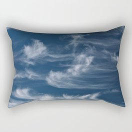 Cirrus Clouds 1 Rectangular Pillow