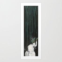 Rainforest Reverie Art Print