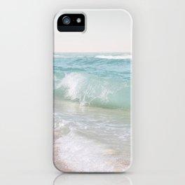 Beach Waves | Photography Summer Vibes | Sun Fun | Water Ocean | Salt | Sea iPhone Case
