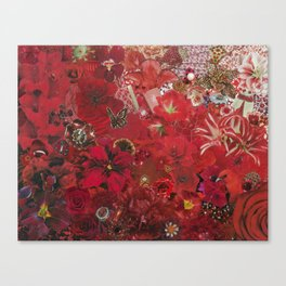 Red 2015 Canvas Print