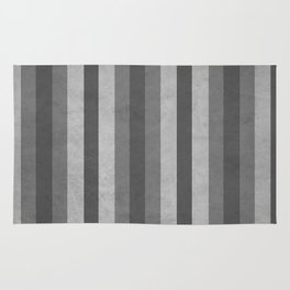 Stripes Collection: Fifty Shades Rug