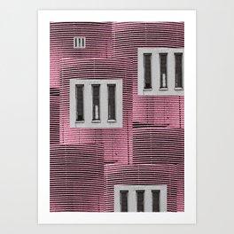 Apertures Art Print