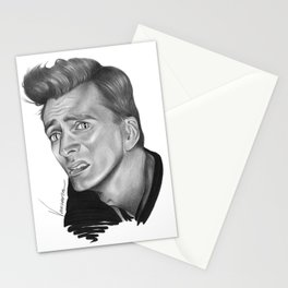 Crowley Good Omens Stationery Cards