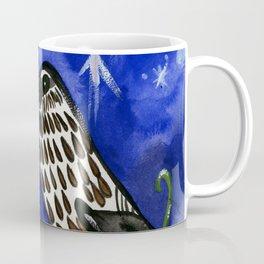 Silver Moon Berries Coffee Mug