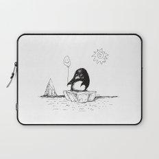 Penguin Party Laptop Sleeve