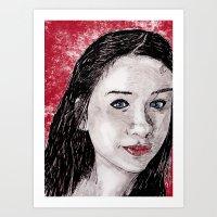 Mary 2 Art Print