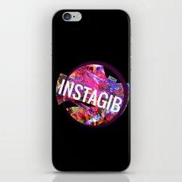 INSTAGIB Album Cover iPhone Skin