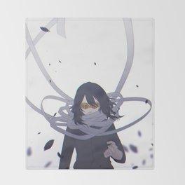 Shota Aizawa My Hero Academia Throw Blanket