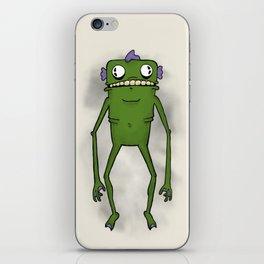Swamp Monster iPhone Skin