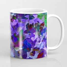 Deep Violet Woods Coffee Mug