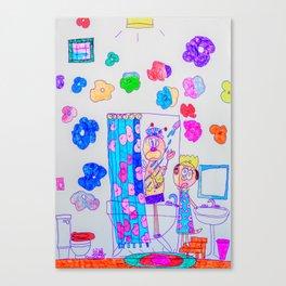 Kelly Bruneau #21 Canvas Print