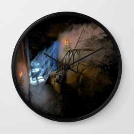 Castlevania: Vampire Variations- Hall Wall Clock