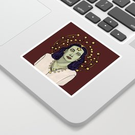 Star Goddess Sticker