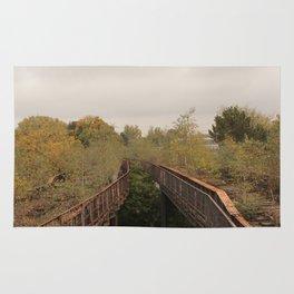 Siemensbahn Rug