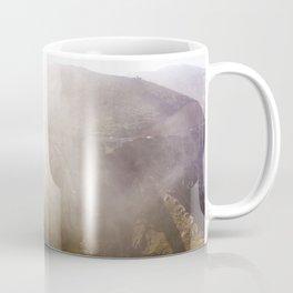 Foggy Day in the Bay Coffee Mug
