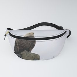 Bald Eagle Fanny Pack