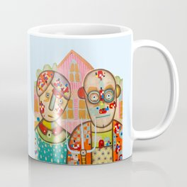 The American Gothic Coffee Mug