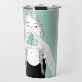 shout out loud Travel Mug