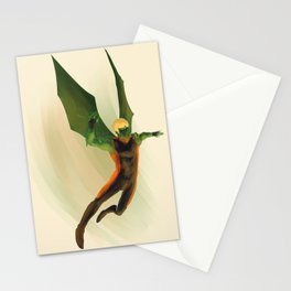 Hulkling Stationery Cards