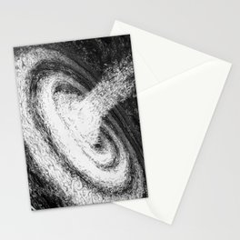 Galaxy Particles Infinite Stationery Cards