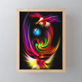 Fredom Framed Mini Art Print