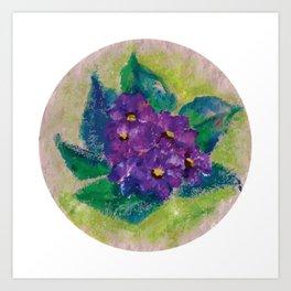Flor IV (Flower IV) Art Print