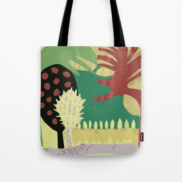 The little forest Tote Bag
