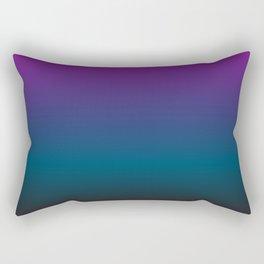 Colorful gradient Rectangular Pillow