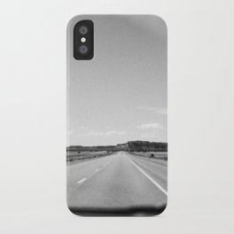 Dreaming of the Road iPhone Case