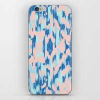 watercolour iPhone & iPod Skins featuring Watercolour by requetetrend