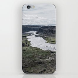 dettifoss iPhone Skin