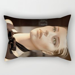 Mannequin 58 Rectangular Pillow