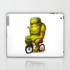 Bike Monster 1 Laptop & iPad Skin