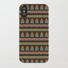 Traditional African Tribal Pottery Pattern Slim Case iPhone X
