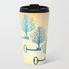 Tree Keys Travel Mug