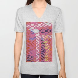 Random Complication Unisex V-Neck