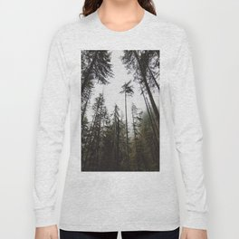 Pacific Northwest Forest Long Sleeve T-shirt