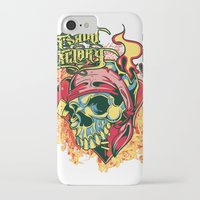 pirate iPhone & iPod Cases featuring Pirate by Tshirt-Factory