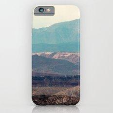 Slingshot Slate (Zion National Park, Utah) iPhone 6s Slim Case