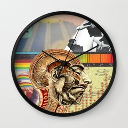 kingdom of time Wall Clock