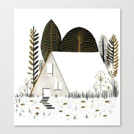 House I Canvas Print